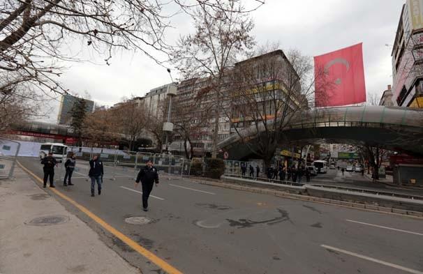 Ankara'da bu sabah.. Dehşetin izleri ortaya çıktı