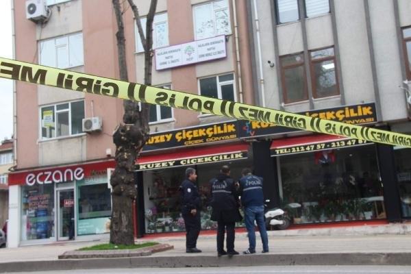HDP binasına silahlı saldırı !