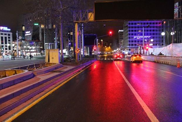 Ankara saldırısının olduğu cadde trafiğe açıldı