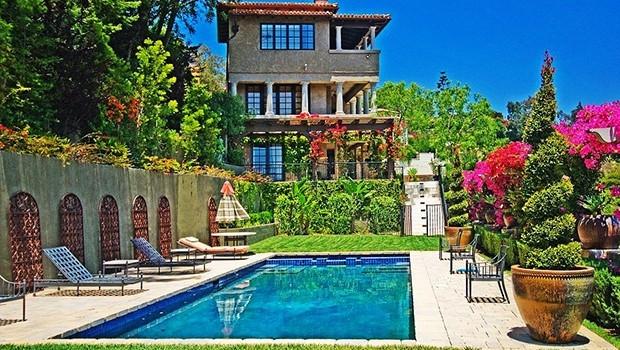 Mischa Barton'ın muhteşem evi