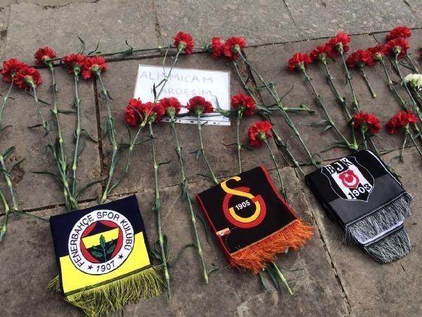 Ankara Kızılay'da yürek yakan not!