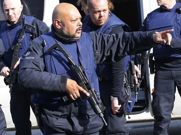 Avrupa'da terör operasyonu !