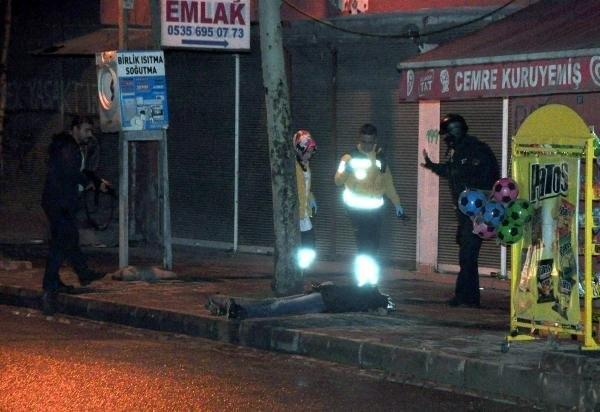 Batman'da PKK'lı kadın intihar etti