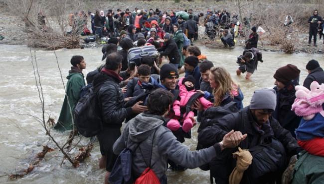 Bunun adı vicdansızlık ! Sığınmacılara insanlık dışı tuzak