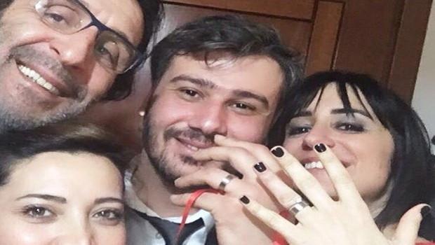 Cem Özer'in kızı Cemre Özer nişanlandı