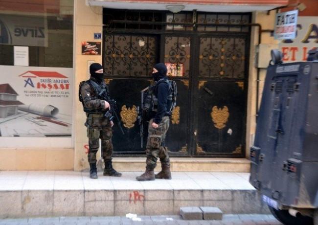 Siirt'te dev operasyon: 30 gözaltı