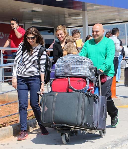 İranlı turistler Türkiye'ye geldi