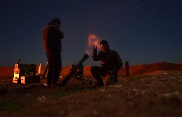 Muhaliflerden IŞİD'e büyük operasyon
