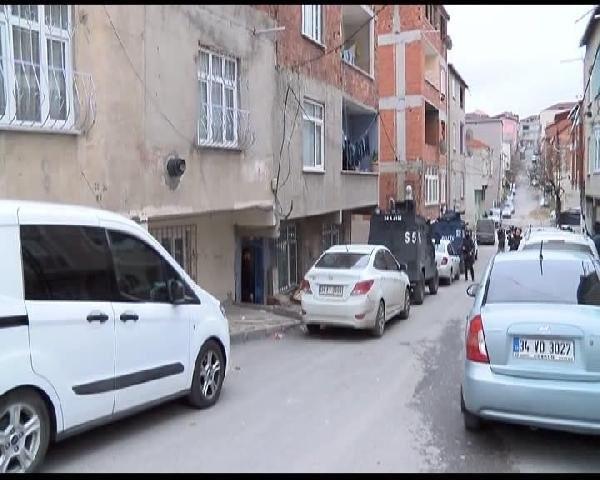 İstanbul'da sabaha karşı terör operasyonu !