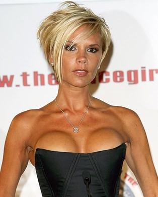 David Beckham karısını Victoria'yı kurtardı