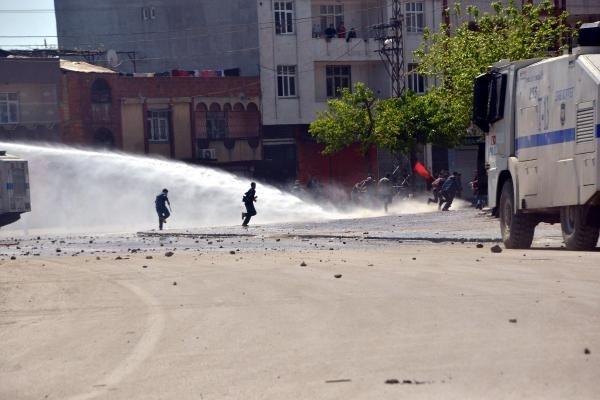 Nevruz'da olaylar durmuyor