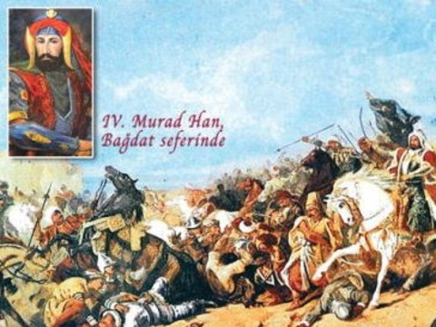 IV. Murad'a hediye edilen yayın sırrı