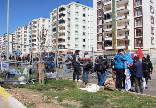 Diyarbakır'da Nevruz böyle geçti