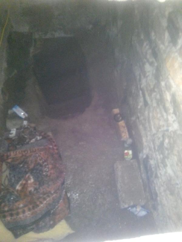 Yüksekova'da binalarda korkunç tuzaklar bulundu