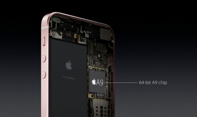 Apple bombayı patlattı ! İşte 5SE'nin özellikleri ve fiyatı