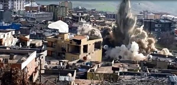 PKK'nın bomba imalathanesine baskın !