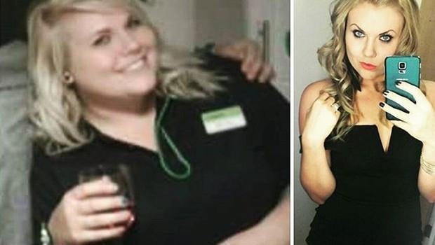 ''Kör olabilirsin'' deyince 50 kilo zayıfladı