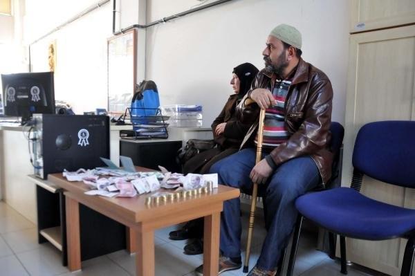 Suriyeli dilenciler 1 saatte 810 TL topladı !