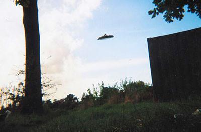 Ufolar geri mi döndü?