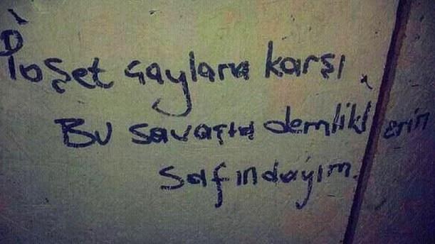 En komik duvar yazıları!