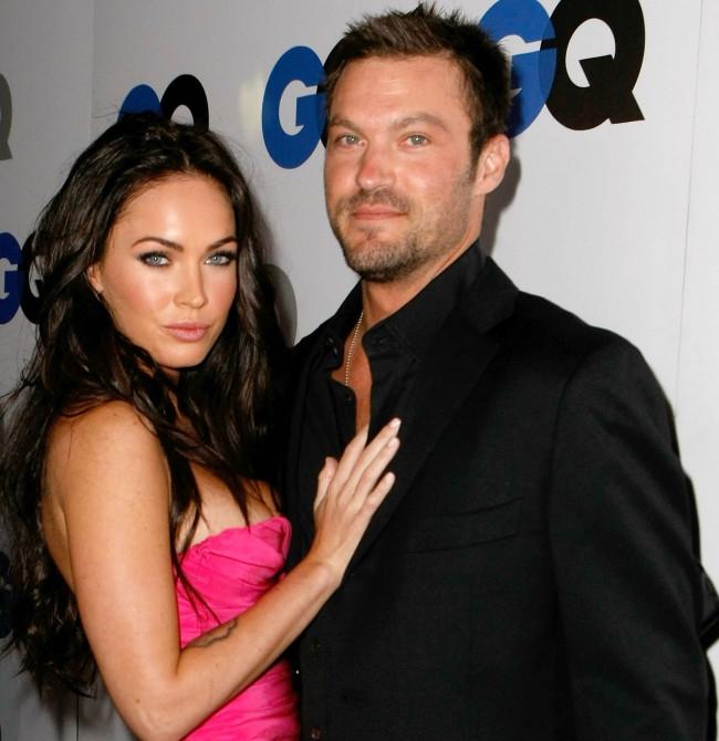 Megan Fox boşanmıştı fakat...