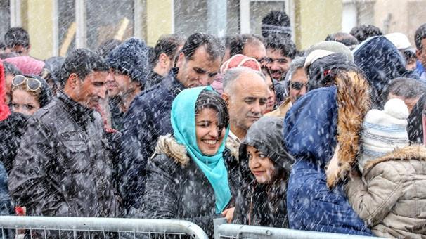 İranlı turistler 13 günlük tatilde Türkiye'yi seçti !