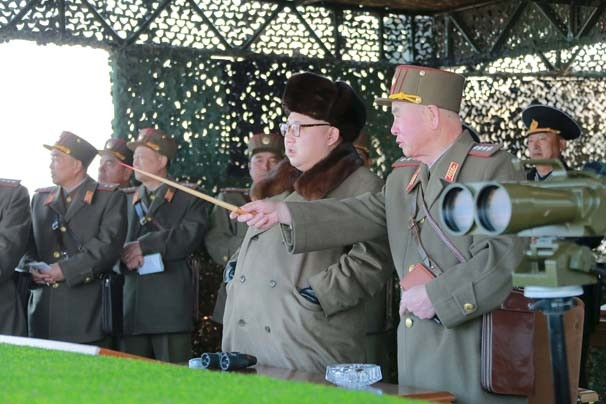 Kuzey Kore o ülkeyi tehdit etti: Küle çeviririm !