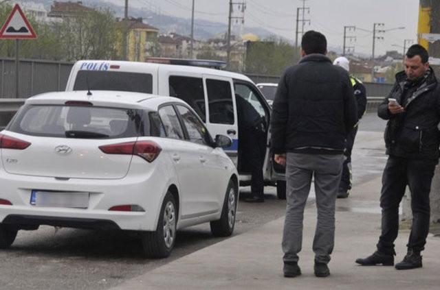 Bombalı araç şüphesi polisi alarma geçirdi!
