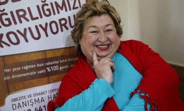 Ünlü oyuncu Gülnihal Demir'in selası okundu