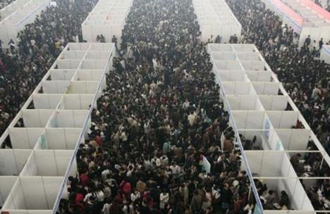 Çin usulü iş fuarı