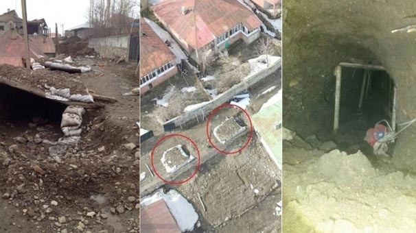 Yüksekova'da PKK'ya dev darbe !