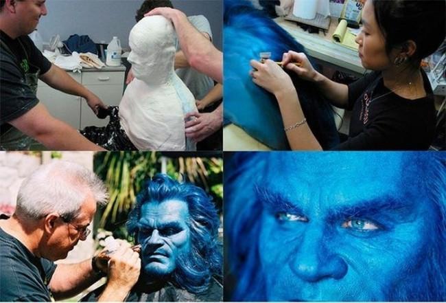 En etkileyici film makyajları