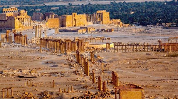 IŞİD'e tarihi darbe: O kentten püskürtüldü