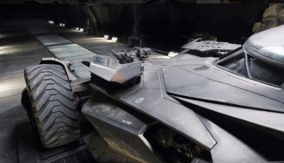 Batmobile 3. Köprüden Geçecek