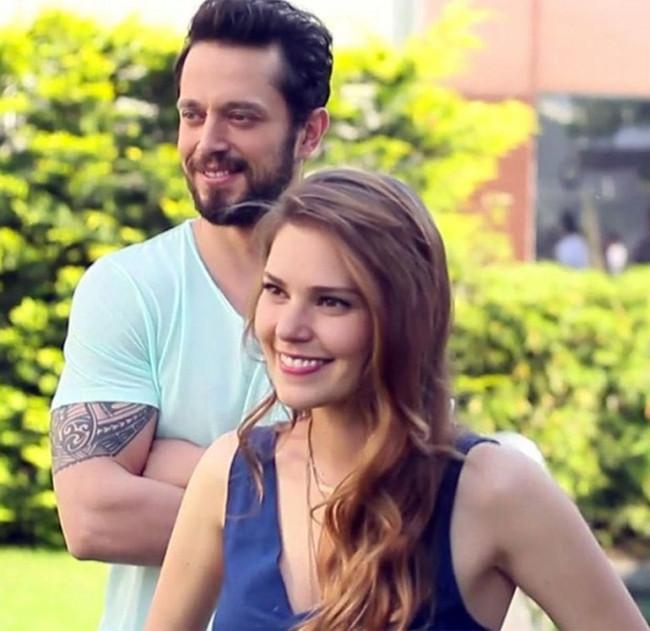 Murat Boz ve Aslı Enver evleniyor !