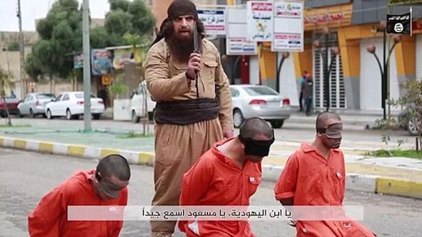 IŞİD peşmergeden böyle intikam aldı
