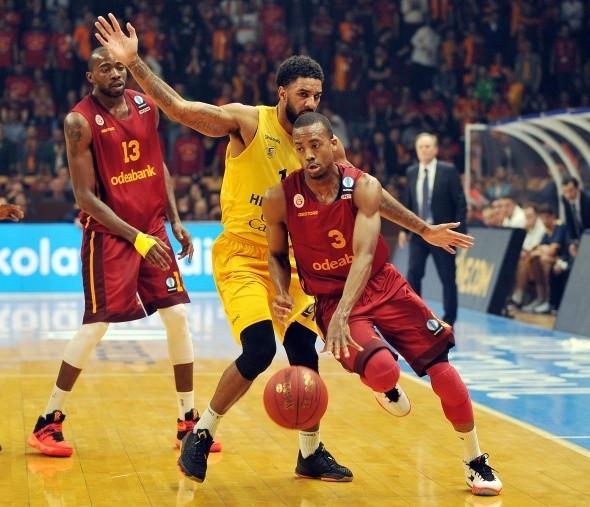 Galatasaray Odeabank finale doğru gidiyor!