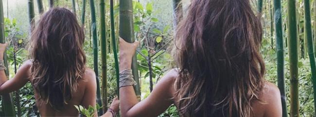Halle Berry üstsüz pozuyla Instagram'a adım attı