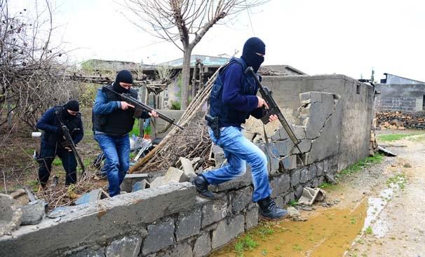Şırnak'ta PKK'nın keskin nişancıları kıstırıldı !