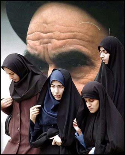 İranın değişen yüzü