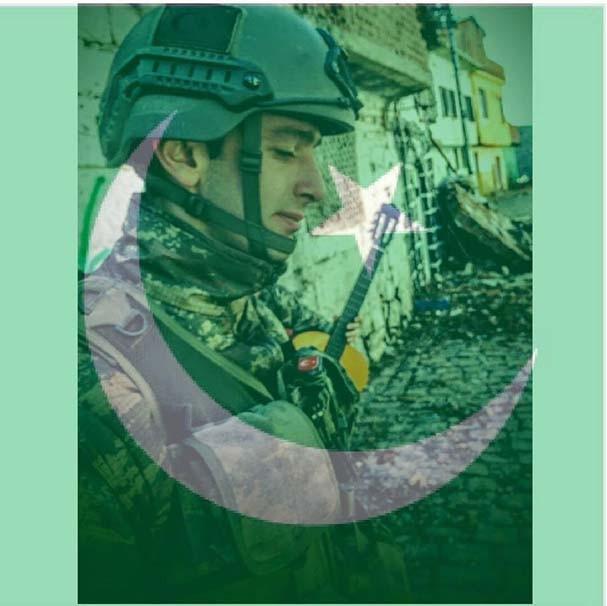 Şehit askerden hala umut var paylaşımı