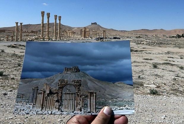 IŞİD'den öncesi ve sonra