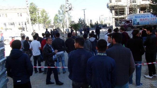 Kızıltepe'deki Patlamanın Şiddeti Gün Ağarınca Ortaya Çıktı