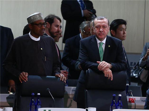 Cumhurbaşkanı Erdoğan 'aile fotoğrafı'nda