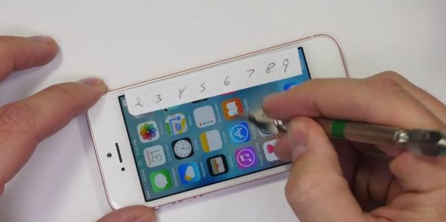 iPhone SE ne kadar sağlam