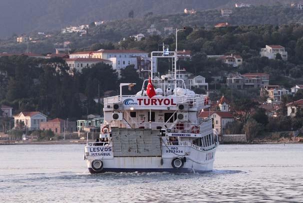 İlk göçmen grubu Türkiye'de !