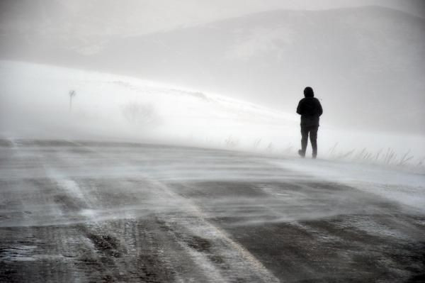 Nisan ayında Kar ve Tipi zor zamanlar yaşatıyor