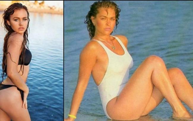 İşte Hülya Avşar'ın dünyaca ünlü ikizi!