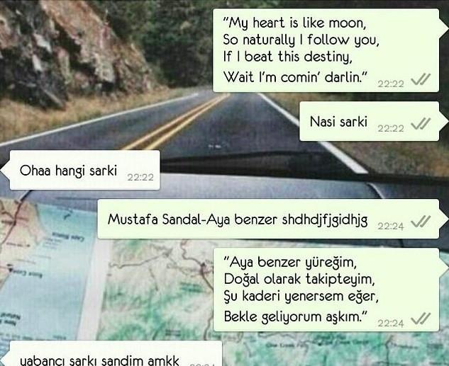 Sosyal medyanın en popüler komik whatsapp mesajları