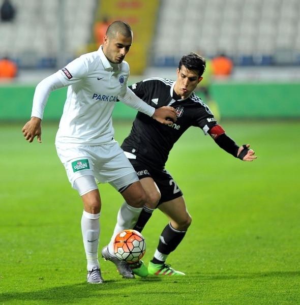 Beşiktaş fırsatı geri tepti